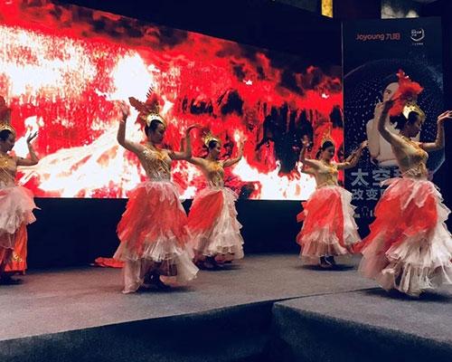 民族舞蹈表演